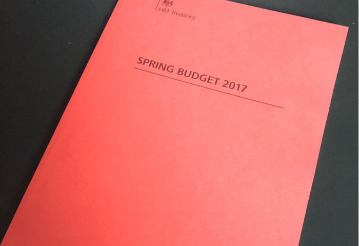 Spring Budget 2017 Chancellor of the Exchequer